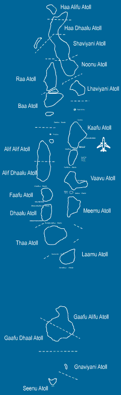 maldives atoll map