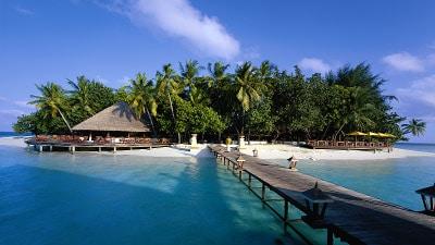 maldives island angsana